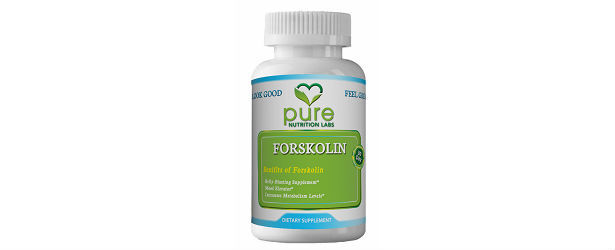 Pure Nutrition Labs Forskolin 100% Pure Product Review
