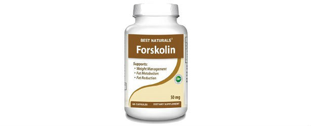 Best Naturals Forskolin 50 Weight Loss Review: Effective Way To Lose Weight