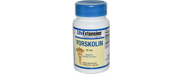 Life Extension Forskolin Review: Lose Weight With This Product