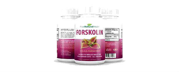 A Review Of Pure Natural Forskolin - Does It Help To Lose Weight?