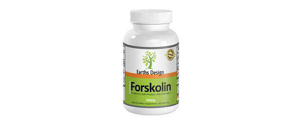 Earths Design Forskolin Extract 250mg Review
