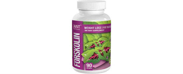 Just Potent Forskolin Extract Review