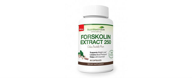 Nutritionmade Forskolin Extract Review