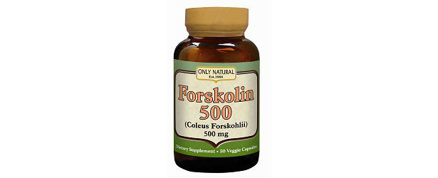 Only Natural Forskolin 500 Product Review