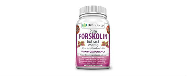 BioGanix Pure Forskolin Extract Review 615