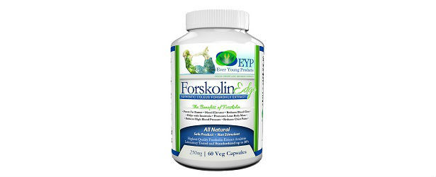 Ever Young Products Forskolin Edge Review 615