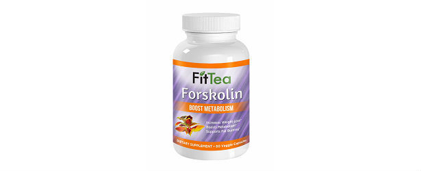 FitTea Forskolin Review 615