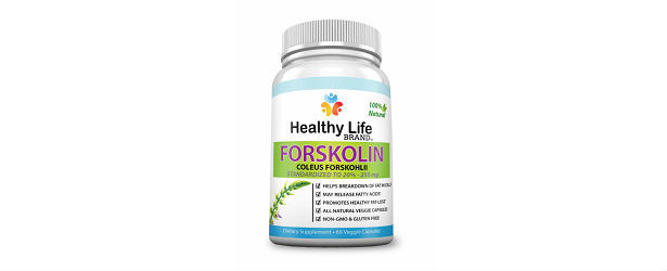 Forskolin Healthy Life Brand Review 615