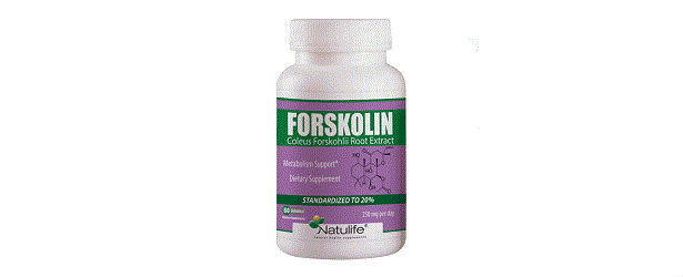 Natulife Forskolin Review 615