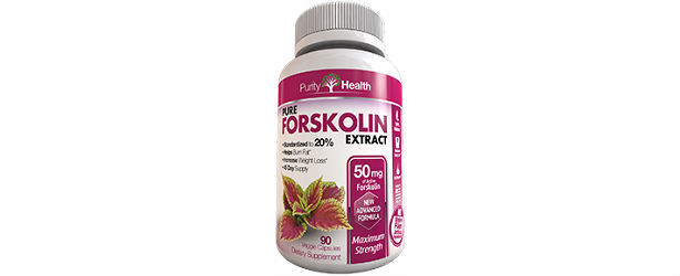 Purity Health Pure Forskolin Extract Review 615