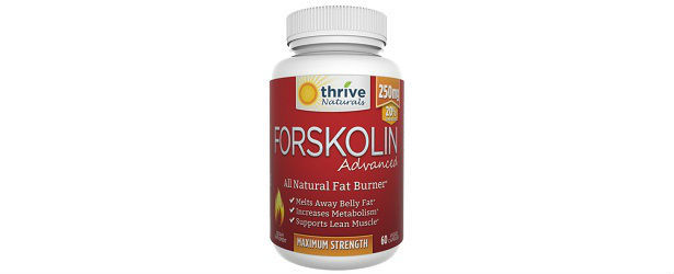 Thrive Naturals Forskolin Advanced Review 615